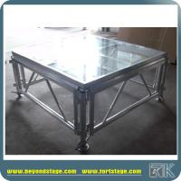 Plexiglass Stage Platform Aluminum Staging High Quality from RK China Supplier Manufactures
