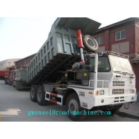 Cheap HOVA 60 Ton 6x4 Mining Heavy Duty Dump Truck for Transport for sale