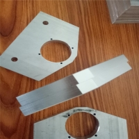 Cheap Engraving And Milling Panel 6063 CNC Aluminum Sheet Or Parts for sale