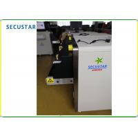 Cheap High Resolution X Ray Parcel Scanner With Dangerous Object Alarm Baggage Scanner for sale