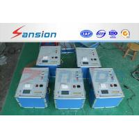 Cheap Transformer Power System Test Equipment Capacitance / Tan Delta Test for sale