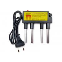 Buy cheap Water Quality Electrolyzer / Electrolysis With Water Customized Plug from wholesalers
