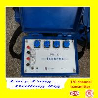 Cheap China Popular Top Quality 120 Channels Multi-Electrode Resistivity Survey System for sale