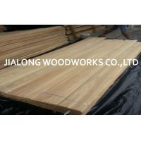 Cheap Sliced Brown Ash Real Wood Veneer Sheets MDF And Block Board for sale