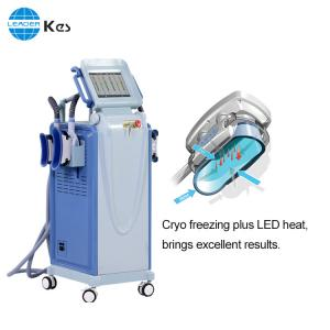 Cheap Cellulite Reduction 10.4 Screen FDA Cryo Fat Freezing Machine for sale
