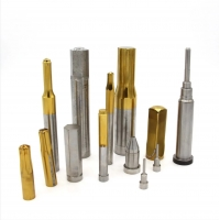 Cheap OEM ODM Supported Titanium Plating HSS Die Punch Pins for sale