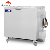 Cheap 98L 6000W Heated Kitchen Soak Tank SUS316 For Medical Instruments for sale