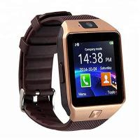 Cheap The 2019 Newest Wholesale Bluetooth V8 Gt08 Dz09 Android Sport Smart Watch Phone Band 2019 Made In China for sale