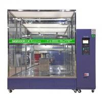 Cheap Hot Sale IPX3 IPX4 Water Spray Resistance Test Equipment, Rain Test Chamber for sale