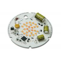 Cheap High Voltage Dimmable SMD LED Module RGB Color Change PCBA AC 110V / 220V for sale
