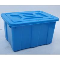 Cheap HDPE Large Stackable Food storage box container for sale