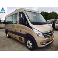 Cheap 14 Seats Diesel Yutong CL6 Used Mini Bus 2018 Year for sale