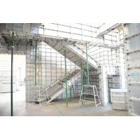 Cheap Safe Aluminium Wall Formwork High Stability For One - Time Pouring Concrete for sale