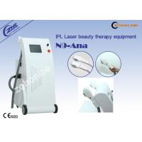 Quality 2hz / 3hz Ipl Hair Removal Machines For Temple / Beard IPL Hair Removal wholesale