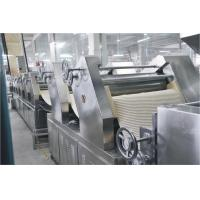Buy cheap Industrial Manual Fully Automatic Noodles Making Machine With High Efficiency from wholesalers