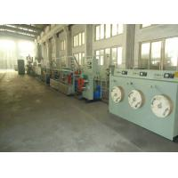 Cheap PP Strapping Band Machine , Single Screw Strap Banding Machine for sale