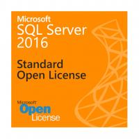 Cheap Single Language SQL Server Open License 2016 Standard PC Platform Required for sale
