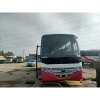 Cheap Steel Chassis ZK6112d Used Yutong Buses for sale