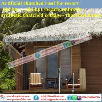 African Synthetic Thatch Artificial Roof Materials