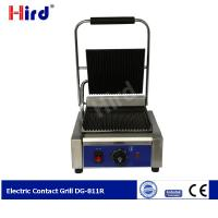 Buy cheap Electric panini grill best contact grill sandwich panini grill DG-811R from wholesalers
