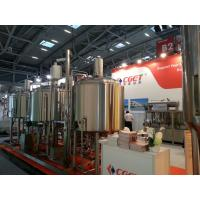 Cheap Beer Brewery Project from CGET-Zhongde company for sale