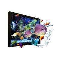 Cheap Customized 55 Inch Nake Eye Real 3D lcd Digital Signage Display for sale