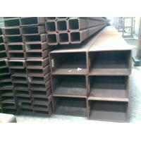 Cheap Thick Wall Square Steel Tubes / Pipe High Strength , EN10219 S355JR for sale