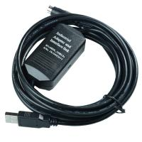 Cheap USB-GT01-C30R2-6P PLC Cable, USB Interface GT1020/1030 Programer Cable with Driver, USBGT0 for sale