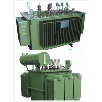 Cheap Overload Three Phase Power Transformers 6.6 KV - 125 KVA Compact Size for sale