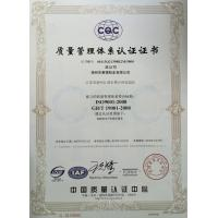 Yangzhou HuiBo Shoes Co., Ltd. Certifications