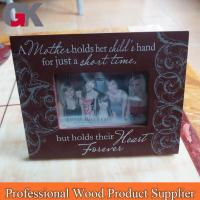 china wood carved picture frames