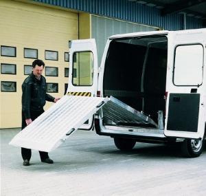Cheap Heavy Duty Fixed Cargo Ramp for sale