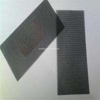 Cheap 99.95% High temperature molybdenum wire mesh Mo1,Mo2 for sale