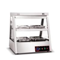 Cheap Hot Food Cases Restaurant Cooking Equipment Food Warmer Display Cabinet for sale