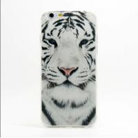 Cheap Animal Tiger Pattern TPU Case Mobile Phone Case TPU Shell For Iphone 6 for sale