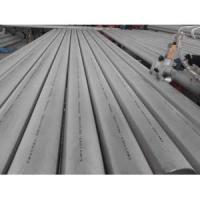 Cheap Bevelled Stainless Steel Pipe, SCH 10S, 6M for sale