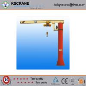 Cheap 360 Degree Rotating Luffing Jib Crane for sale