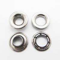 Quality High Hardness Rolled Rim 316 Stainless Steel Eyelet Grommet For Diving Equipment wholesale