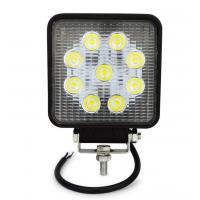 Cheap Water Proof 27 Watt LED Truck Work Lights 12v with Aluminum Alloy Housing for sale