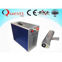Buy cheap 50 W Portable Gun Laser Rust Removal Machine/Laser cleaning machine 100mm Beam from wholesalers