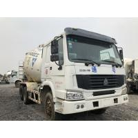 Cheap ZOOMLION HOWO Used Mixer Trucks 6X4 Drive Form for sale