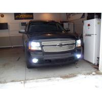 Cheap 3W high power round led drl / daytime running round fog lights for sale