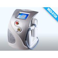Cheap MED-810A , 8.4 TFT color LCD display Q-switched ND YAG laser tattoo removal machine for sale