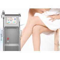 Cheap Pain Free Laser Hair Reduction Machine , 808 Nm Diode Laser Epilation Machine for sale