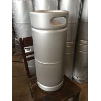 Cheap Silver Stackable 20L Us Keg Of Beer For Brewery for sale
