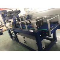 China Completely Automatic Heat Shrink Tunnel Machine / Wrapper Plant /  Wrap Machine on sale