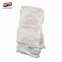 Cheap SGS Approved 25kg/Bale Lint Free Shop Rags for sale