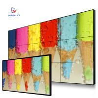 Cheap Orignal Auo Panel Indoor HD Video Wall Media Display Lcd 5.5mm Splicing Screen for sale