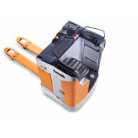Mobile Electric Pallet Truck Motorized Pallet Jack 1500kg Loading Capacity With Certificate Of