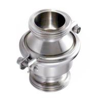 Cheap Stainless Steel SS304 Hygienic Sanitary Male Threaded Non-Return  Check Valve for sale